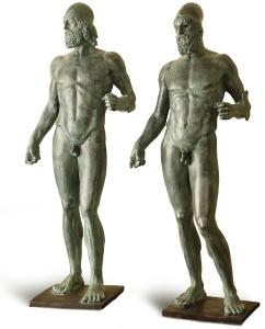 bronzi-riace-bronzo