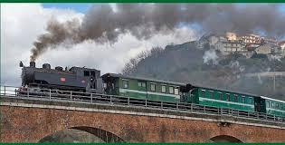 Treno storico - Ferrovie della calabria