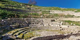 """Parco """"Scolacium"""" - Borgia (CZ)"""